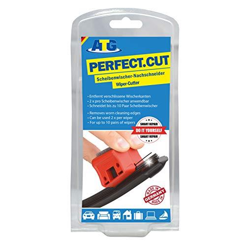 ATG Perfect-Cut | Universal Scheibenwischer Nachschneiden I Wischblattschneider I Universal Scheibenwischerschneider