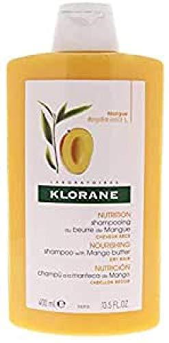 Klorane champu mango 400ml