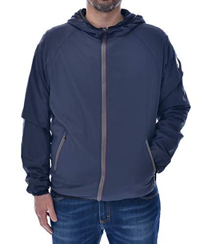 Colmar jas voor heren, navy, licht, met capuchon