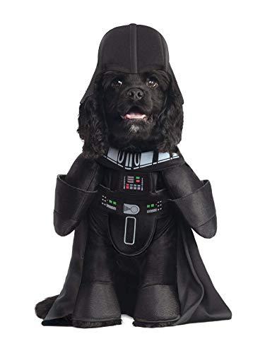 Rubie's Darth Vader Kostüm Hund