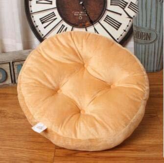 HEWEI ronde poef kussen voor stoel verdikt ronde kussen voor bank stoel matten kussen rieten mat stoel Floor-C 40x40x10cm (16x16x4inch) 45x45x15cm(18x18x6inch) Ik