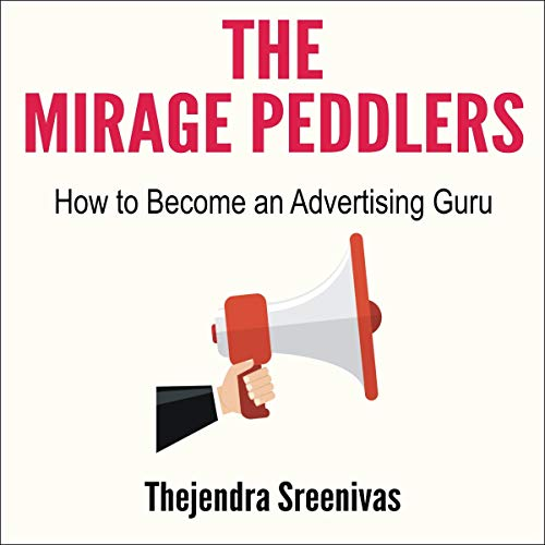 The Mirage Peddlers audiobook cover art
