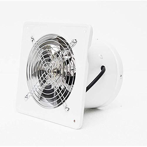 Ventilador de escape Ventilador de ventilación doméstico Cocina/Baño Pared 6 Pulgadas 150 Ventana Ventilador De Ventilación LITING