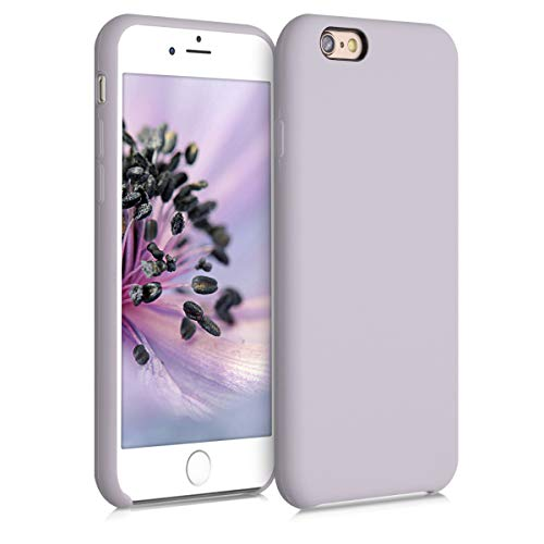 kwmobile Hülle kompatibel mit Apple iPhone 6 / 6S - Handyhülle gummiert - Handy Case in Dream of Cotton