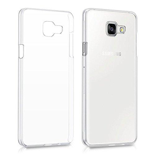 REY Funda Carcasa Gel Transparente para Samsung Galaxy A5