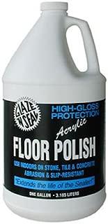 Glaze 'N Seal 423 Clear Acrylic Floor Polish, Plastic Bottle, 128 fl. oz.
