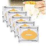 Mascarillas Colágenas de labios con Vitamina E y ácido hia