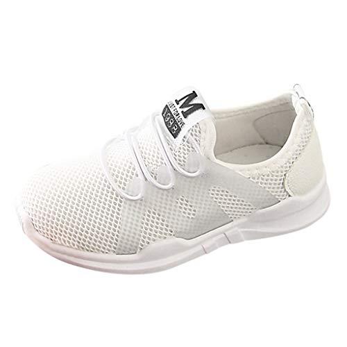 YWLINK NiñOs Y NiñAs Zapatos Casual Deportes Zapatillas Ligeros Transpirable CóModo Corriendo CumpleañOs Regalo Del DíA De Miembro Zapatos De Escalada Al Aire Libre Zapatillas De Malla Para Correr