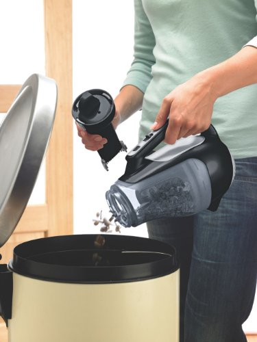 BLACK + DECKER Platinum BDH2000L 20-Volt Max Lithium Ion Cordless Hand Vacuum