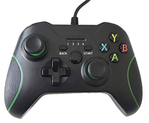 Lyyes Controller for Xbox One, Xbox One Wired Controller for Microsoft Xbox One All Versions