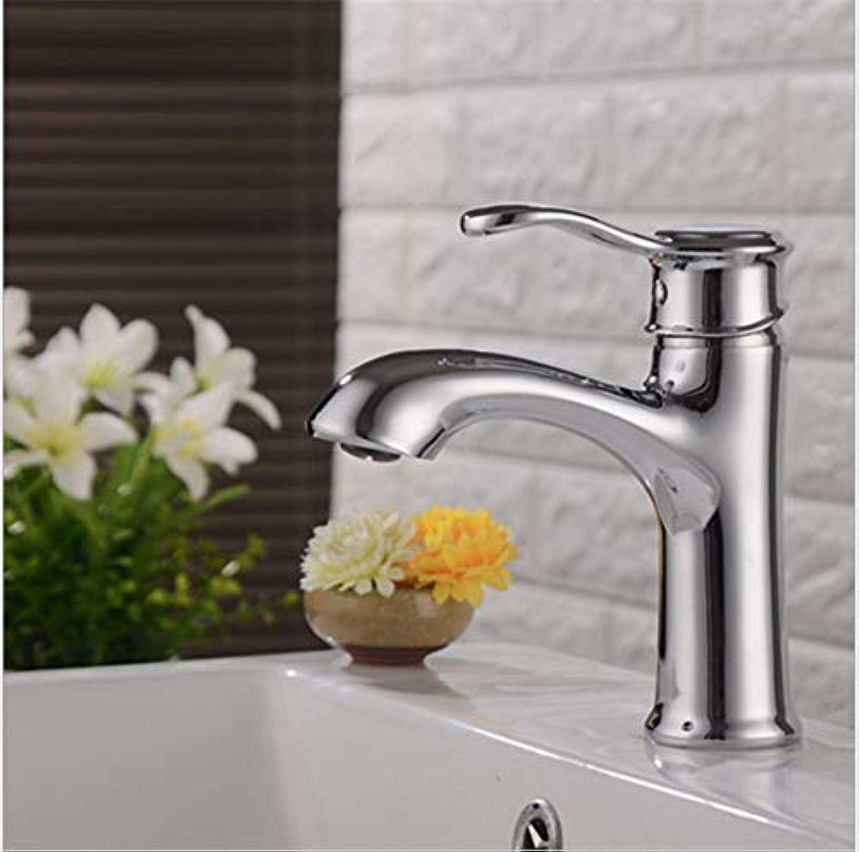 Floungey BadinsGrößetionen Waschtischarmaturen Küchenarmaturen Waschbecken Wasserhahn Heien Und Kalten Wasserhahn Becken Einlochmontage Wasserhahn Kupferhahn