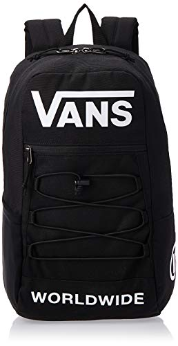 Vans Snag Backpack VN0A3HCBYJV; Unisex Backpack; VN0A3HCBYJV; Black; One Size EU (UK)