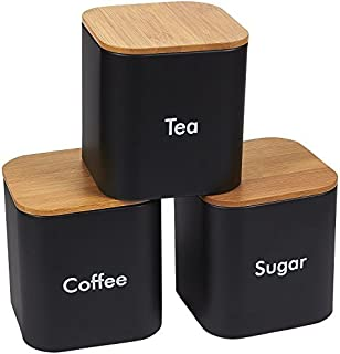 Best 3 piece kitchen canister set Reviews