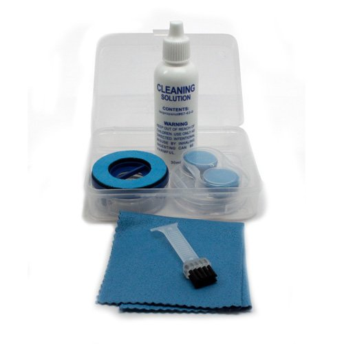 Aleratec DVD/CD Disc Repair Plus Cleaning Kit Refill (Discontinued by Manufacturer)