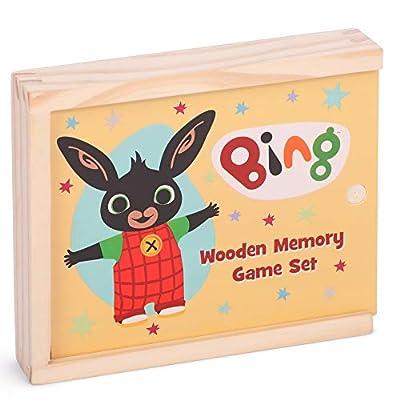 Bing 1070 Wooden Memory Game by 8th Wonder