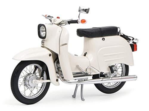 Schuco 450663900 Simson KR51/1, weiß 1:10 Auto