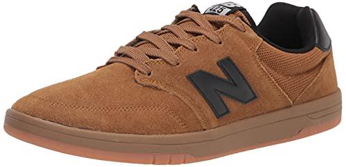 New Balance Men's All Coast 425 V1 Sneaker, Brown/Black, 5.5
