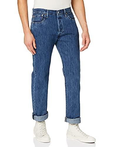 Levi's Jean 501 Original (Grandes Tailles), Stonewash 80684, 4632L Homme