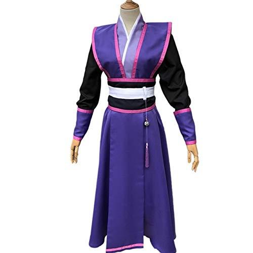 Free Shipping Mo Dao Zu Shi Cosplay Wei Wuxian Lan Wangji Xue Yang Young Grandmaster Of Demonic Cultivation Costume Shoes Wig Xxl Jiang Cheng