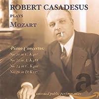 「カサドシュ、モーツァルトを弾く」ピアノ協奏曲集