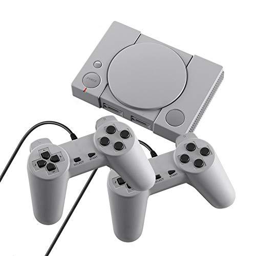 Console di Gioco Classica, Console di Gioco PS1 a 8 Bit Domestica, Mini Console di Gioco retrò, 620 Giochi Classici incorporati, Console di Gioco Neutra