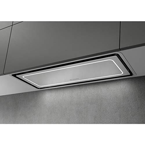 FABER LED Lüfterbaustein / Dunstabzugshaube / 70cm breit / Edelstahldesign / Ab- oder Umluftbetrieb / LED Randbeleuchtung