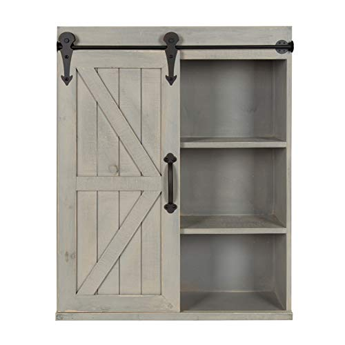 wood armoire - 2