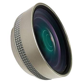 Wide Angle Lens for Panasonic LUMIX DC-LX100 II & LUMIX DMC-LX100  0.4X