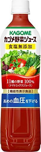 野菜ジュース 食塩無添加 720ml×15本 PET