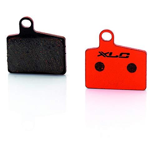 XLC Unisex– Erwachsene Scheibenbremsbeläge BP-O18, Orange, One Size