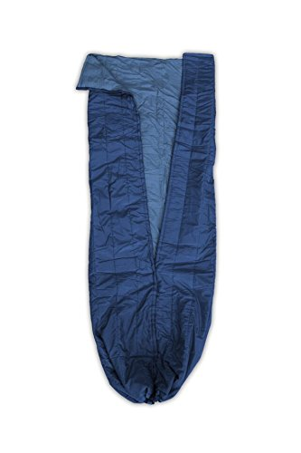 ENO, Eagles Nest Outfitters Spark TopQuilt, Ultralight Camping Quilt, Navy/Royal