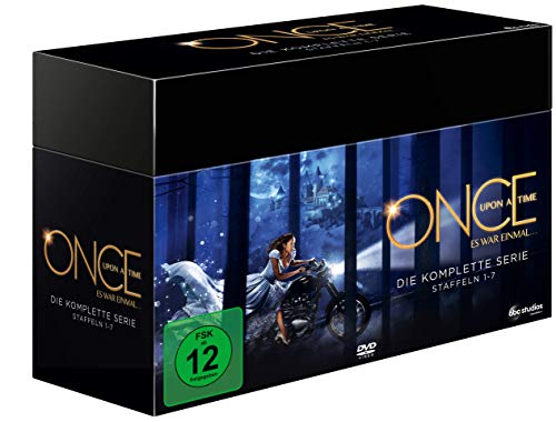 Once Upon a Time - Es war einmal... - Die komplette Serie (42 DVDs)