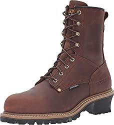 carolina steel toe engineer boots