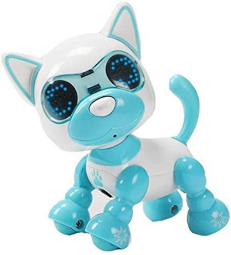 ADLIN Roboter-Hund-Spielzeug, Haben Follow-Up-Funktion, singen und tanzen for elektronische Roboter-Hund Haustier Spielzeug Smart Kids Interactive Gehschall Welpen mit LED-Licht Educational