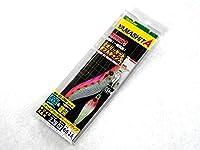 ヤマシタ(YAMASHITA) エギ ナオリーセット ダブルチャンス おっぱいスッテ WJ 1.2cm / ナオリーRH 2.2号 レッドヘッド/ピンク #03 ルアー