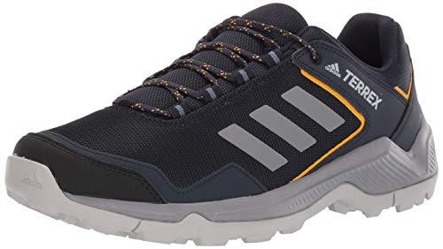 adidas outdoor Men's Terrex EASTRAIL Boot, Legend Ink/Grey Three/Active Gold, 6 D US