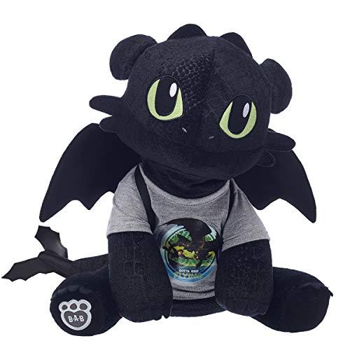 Build A Bear Workshop Toothless Gift Set