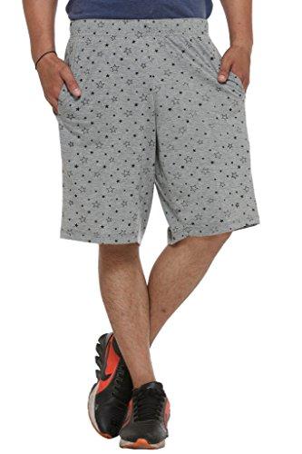 VIMAL Men's Shorts (Small Navy)