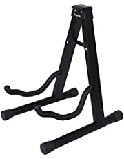 KEPLIN Guitar Stand A Frame Foldable Universal Fits All Guitars Acoustic Electric Bass Stand A