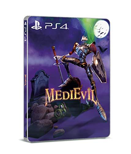 Steelbook Medievil pour PS4