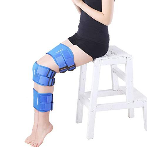 FACAZ Corrector de Postura de piernas Ajustable, Banda de corrección de piernas para Pierna Tipo O y Pierna Tipo...