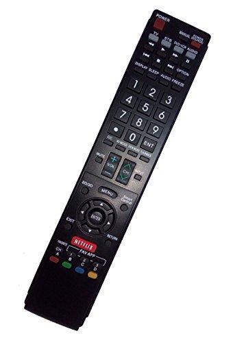sharp 60sq15u remote - 3
