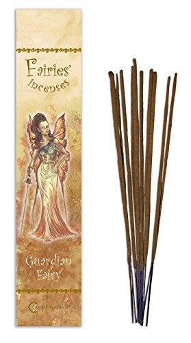 Fiore d'Oriente, incenso Guardian Fairy, bambù, Multicolore, Confezione da 10