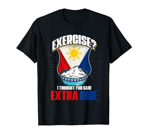 Funny Filipino Joke Filipina Philippines T-Shirt