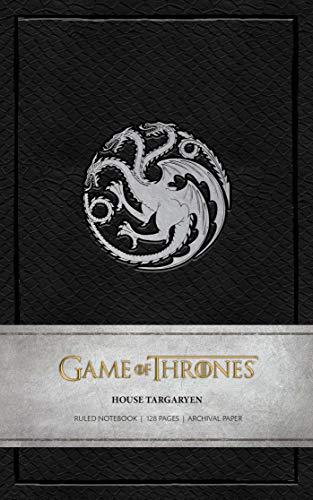 House Targaryen Ruled Notebook