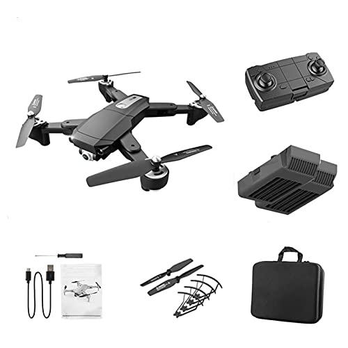 GZTYLQQ Drone 4K con Fotocamera UHD per Adulti, Quadcopter GPS Facile per Principianti con 40 Minuti di Volo, modalità Senza Testa, Custodia per Il Trasporto