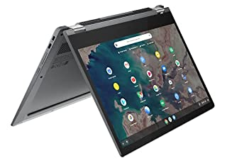 "Lenovo IdeaPad Flex 5 Chromebook Convertibile, Display 13.3"" Full HD Touch, Processore Intel Celeron 5205U, 64GB eMMC, 4GB RAM, Lenovo USI Pen, Chrome OS, Graphite Grey (B08D9TB6S6) | Amazon price tracker / tracking, Amazon price history charts, Amazon price watches, Amazon price drop alerts"