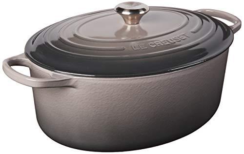 Le Creuset Enameled Cast Iron Oval Dutch Oven, 9.5 QT