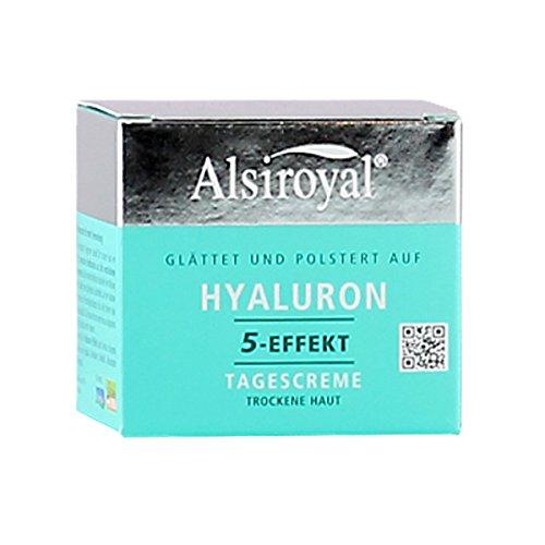 HYALURON 5-EFFEKT Tagescreme für trockene Haut (50 ml)