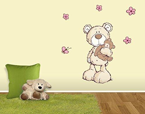 Bilderwelten Bear singt,